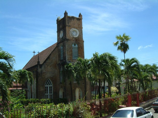 Church in Grenville